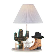 "Western 21.5"" Table Lamp"