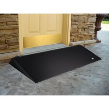 Rubber Threshold Ramps (Set of 2)