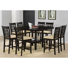 Tabacon 9 Piece Counter Height Dining Set