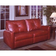 Bahama Leather Reclining Sofa