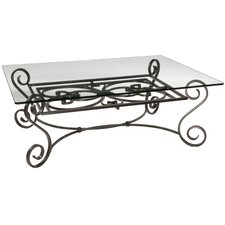 Stratford Coffee Table by Stone County Ironworks