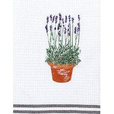 Geschirrtuch Lavendel