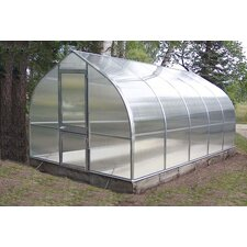 Riga V 9.67 Ft. W x 17.5 Ft. D Commercial Greenhouse