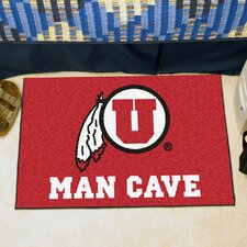 NCAA University of Utah Man Cave Starter