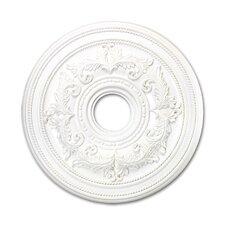 Monon Ceiling Madallion in White