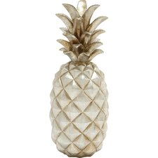 Quick View Pineapple Decor In Silver