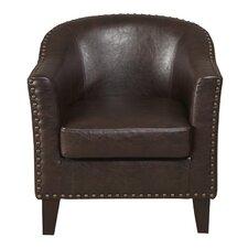 Barrel Chair by Alcott Hill