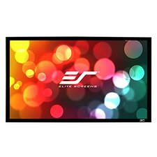 Sable235 Grey Fixed Frame Projection Screen