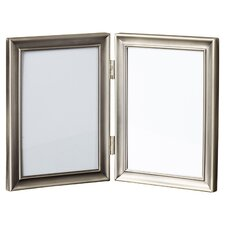 double opening picture frame