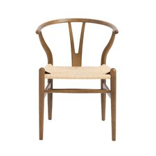Evelina Solid Wood Dining Chair (Set of 2)