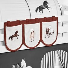 Horses Bunk Bed Pocket