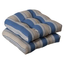 Tadley Outdoor Dining Chair Cushion (Set of 2)