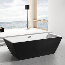 70.08 x 31.5 Soaking Bathtub by AKDY