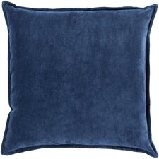 Askern Smooth 100% Cotton Throw Pillow