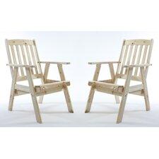 Vabergy Folding Chair Set (Set of 2)