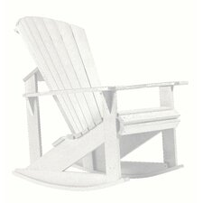 Generations Adirondack Rocking Chair