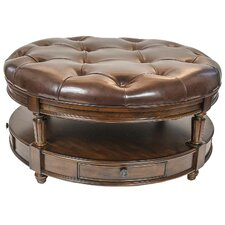 Windsor Ottoman by Reual James