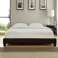 Isa Upholstered Platform Bed