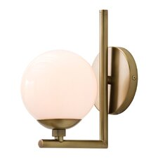 Quimby 1-Light Armed Sconce