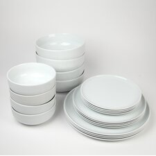 New Norm 20 Piece Dinnerware Set, Service for 4