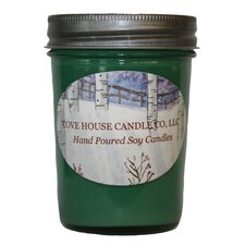 Blue Spruce Jar Candle