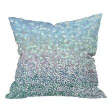 Lisa Argyropoulos Snowfall Woven Throw Pillow