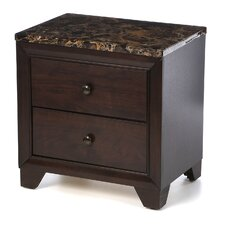 Curteys 2 Drawer Nightstand by Charlton Home