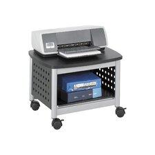Mobile Printer Stand with Shelf