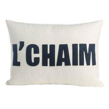 L'Chaim Throw Pillow