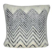 Fur Decorative Throw Pillow