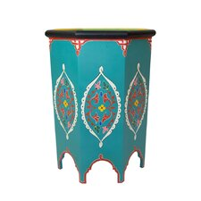 Tangier End Table by Casablanca Market