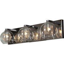 Wrangell 3-Light Vanity Light
