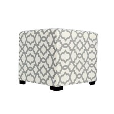 Sheffield 4 Button Tufted Ottoman by MJL Furniture