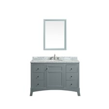 New York 49.5 Single Bathroom Vanity Set by Eviva
