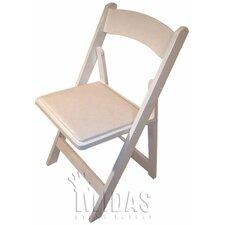 Classic Wood Folding Chair