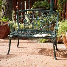 Lussan Aluminum Garden Bench