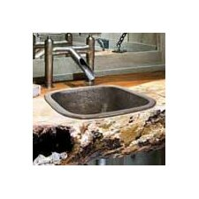 Botanical Square Vessel Bathroom Sink by Linkasink