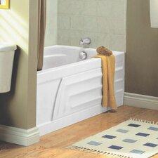 "Colony 60"" x 30"" Integral Apron Soaking Bathtub"