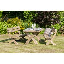 Harriet 6 Seater Dining Set
