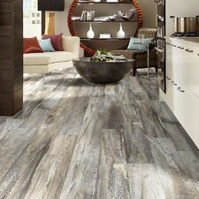 "Elemental Supreme 6"" x 36"" x 4mm Luxury Vinyl Plank in Poised"