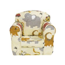 Jungle Party Loose Cover Chair