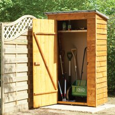 3.5 Ft. x 2 Ft. Wooden Tool Shed