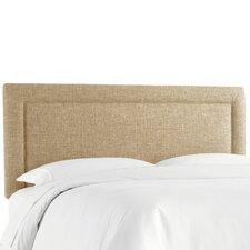 Cansler Border Upholstered Panel Headboard