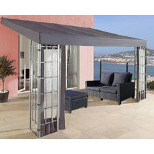 Side Wall Set for Extension Pergolas