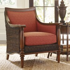 Bali Hai Agave Armchair by Tommy Bahama Home