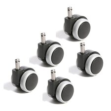 Hard Floor Rollers Gap (Set of 5)