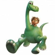 Arlo The Good Dinosaur Peel and Stick Giant Wall Decal