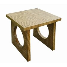 Architectural End Table