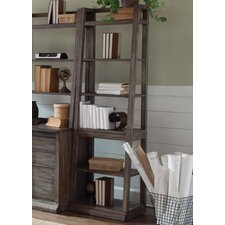 Lefever 74 Leaning Bookcase by Darby Home Co