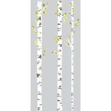 Steven Birch Trees Wall Decal